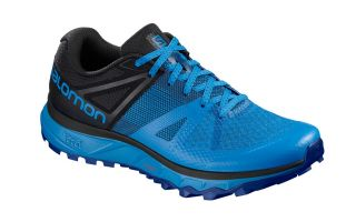 SALOMON TRAILSTER AZUL NEGRO L40487800
