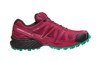 SALOMON SPEEDCROSS 4 FUCHSIA WOMEN L40738100