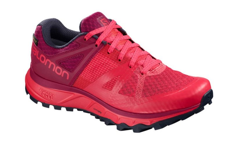 TRAILSTER GTX ROJO MUJER L40488600