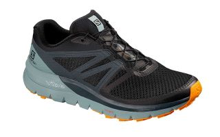 Salomon SENSE MAX 2 BLACK GREY