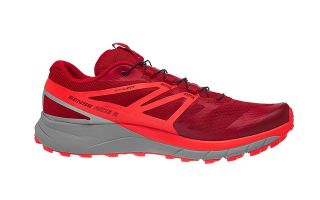Salomon SENSE RIDE 2 RED GREY L40601000