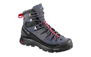 Salomon X ALP HIGH LTR GTX GREY BLACK WOMEN L40165600