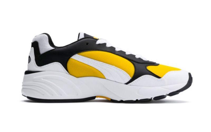 Puma Cell Viper White Yellow - Casual
