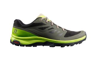 Salomon OUTLINE GRIS JAUNE L40618900