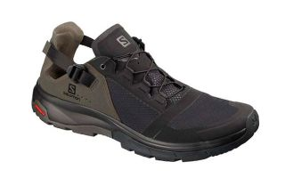 Salomon TECHAMPHIBIAN 4 BLACK GREEN L40680800