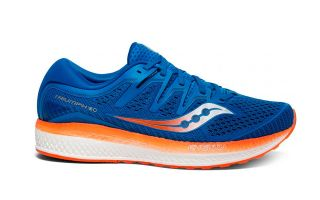 Saucony TRIUMPH ISO 5 ORANGE BLUE S20462-36