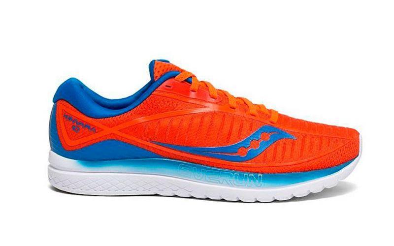 Kinvara 10 Naranja Azul S20467-36