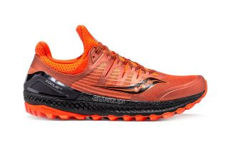 Saucony XODUS ISO 3 ORANGE BLACK S20449-36