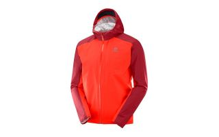 Salomon BONATTI WP JKT RED JACKET