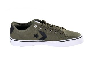 <center><b>Converse</b><br > <em>REPLAY OX FIELD VERDE MILITAR CV163265C 322</em>