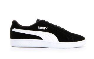 Puma SMASH V2 NERO BIANCO 364989 01