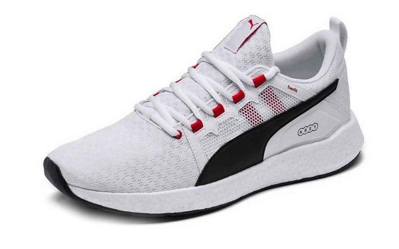 Puma Nrgy Neko Turbo white black - Sneakers for versatile use