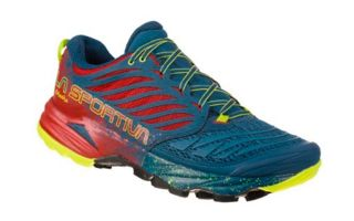 LA SPORTIVA AKASHA BLUE RED 26Y618309