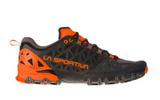 LA SPORTIVA BUSHIDO II BLACK ORANGE 36S900202