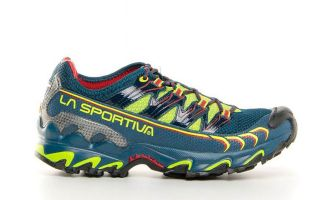 LA SPORTIVA ULTRA RAPTOR GREEN YELLOW 16U618309