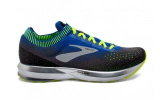 Brooks LEVITATE 2 NOIR BLEU 1102901D069