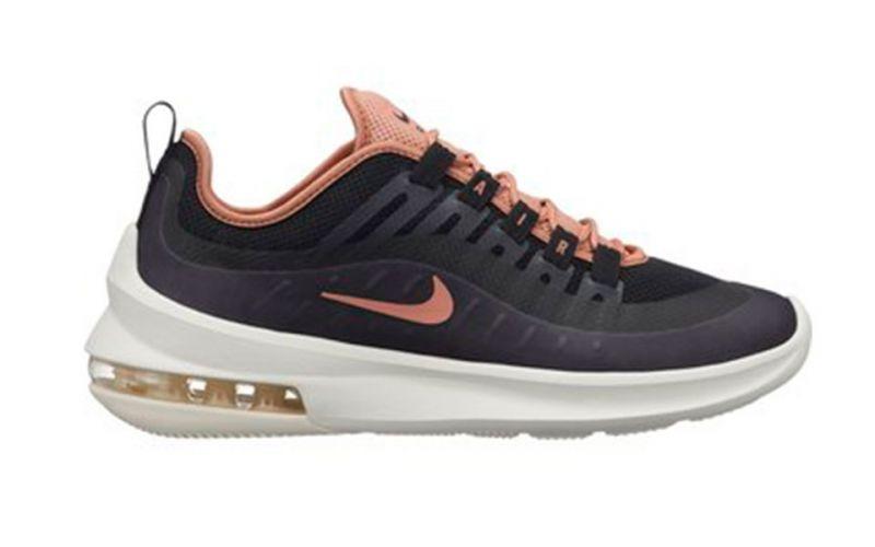 72f2b8537 Nike Air Max Axis negro rosa mujer - Sin costuras