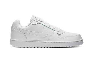 Nike EBERNON LOW BLANCO MUJER NIAQ1779 100