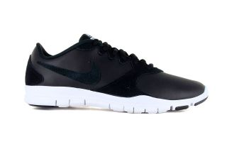 Nike FLEX ESSENTIAL TR LT BLACK WHITE WOMEN NIAQ8227 001