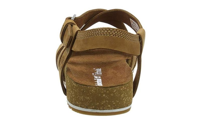 MALIBU WAVES ANKLE LIGHT BROWN WOMEN TB0A1MQRF131
