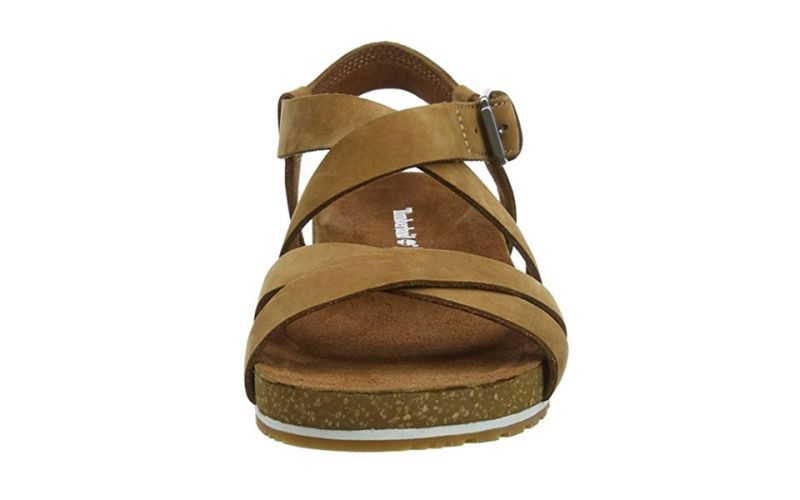 MALIBU WAVES ANKLE MARRONE CHIARO DONNA