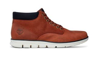 Timberland BRADSTREET CHUKKA LEATHER MARRON TB0A13EE2141