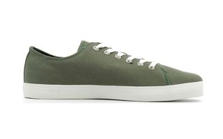 Timberland UNION WHARF LACE OXFORD OLIVE GREEN