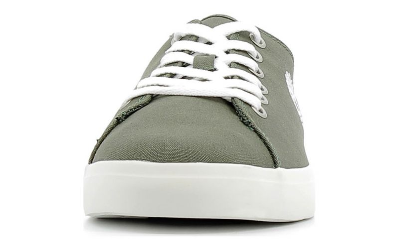 UNION WHARF LACE OXFORD VERT OLIVE