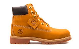 TIMBERLAND 6 IN PREMIUM WATERPROOF CAMEL JUNIOR TB0129097131