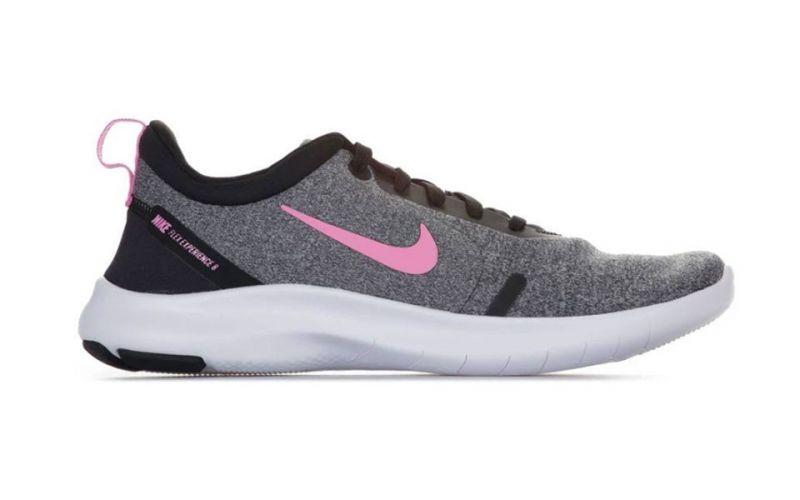 7186a5564db Nike Flex Experience Rn 8 grey women - Multidirectional flexibility