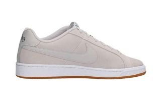 Nike COURT ROYALE SUEDE BEIGE NI819802 014