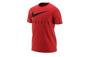 CAMISETA DRI FIT ROJO