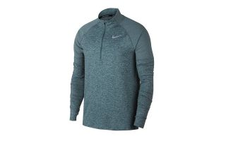 Nike DRY ELMNT TOP 2.0 GREY SHIRT
