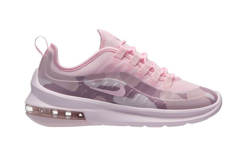 43a094ad3d Nike Air Max Axis Premium camouflage pink women - Fastening and ...