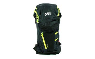 Millet UBIC 20 BLACK YELLOW BACKPACK