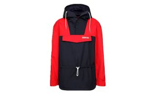 Napapijri SKIDOO RED BLACK JACKET
