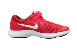 Nike REVOLUTION 4 ROJO BLANCO NI�O NI943304 601