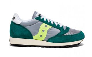 Saucony JAZZ ORIGINAL VINTAGE GREEN GREY S70368-57