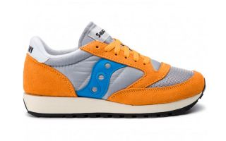 SAUCONY JAZZ ORIGINAL VINTAGE YELLOW GREY S70368-58