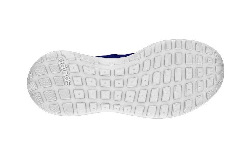 adidas neo blu elettrico