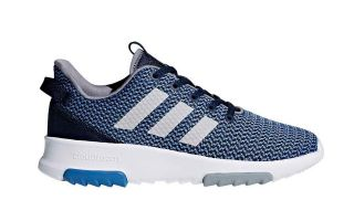 adidas CLOUD FOAM RACER TR AZUL GRIS JUNIOR DB1862