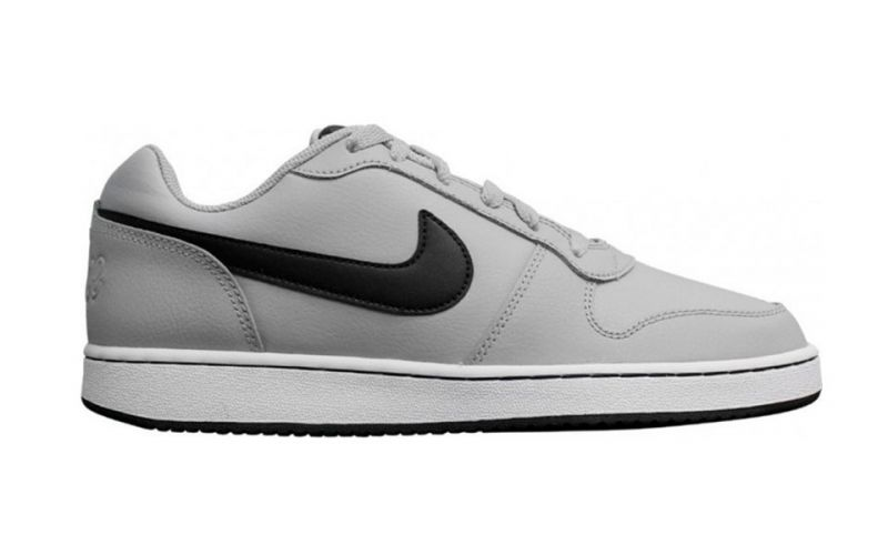 Nike Ebernon Low grey - Light cushioning