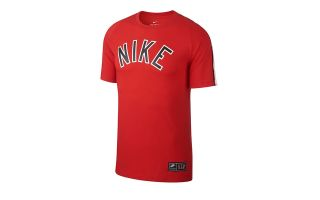 NIKE CAMISETA AIR ROJO