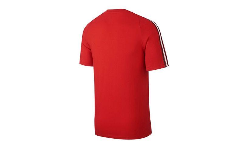 T shirt Nike Air Rouge T shirt pour homme de couleur rouge