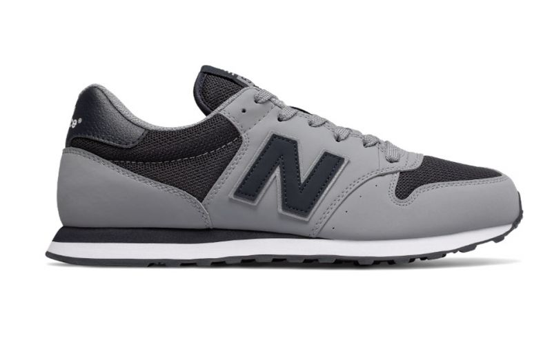 new balance hombre 500 gris