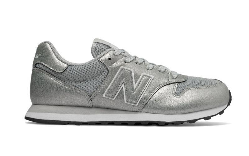 c44a23f1 New Balance Gw500 Classic Running silver women - Striking design