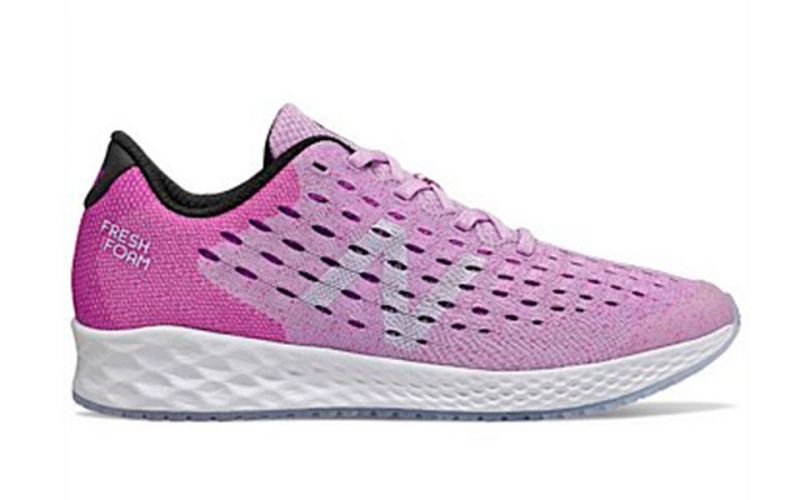 Fresh Foam Zante Pursuit Violeta Niña Gpznpvv