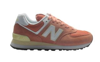 NEW BALANCE WL574 CORAL MUJER ESF