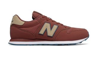 New Balance GM500 CLASSIC BROWN GM500CRN