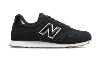 Zapatillas New Balance WL 373 negro lila mujer NB WL373PN